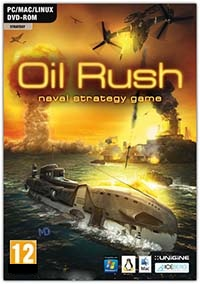 بازی PC DVD بحران نفتی- naval strategy game - Oil Rush