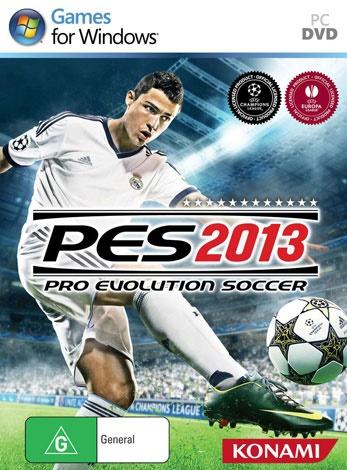 بازی ویدوئی و رایانه ای فوتبال حرفه ای PES 2013