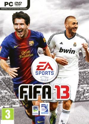 بازی فوتبال حرفه ای  FIFA 13