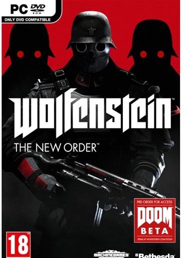 بازی ولفنشتاین: نظم نوین Wolfenstein: The New Order
