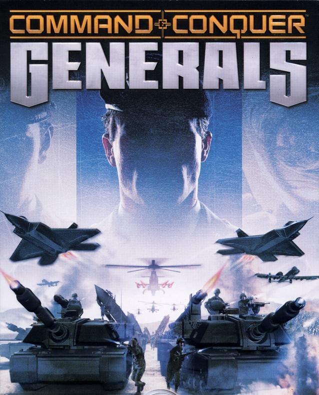 بازی جنرال  (GENERALS Collection:(command & conquer