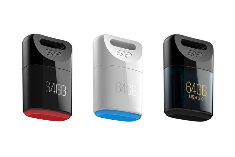فلش مموری 4GB - Silicon Power Touch T06 با گارانتی مادام العمر