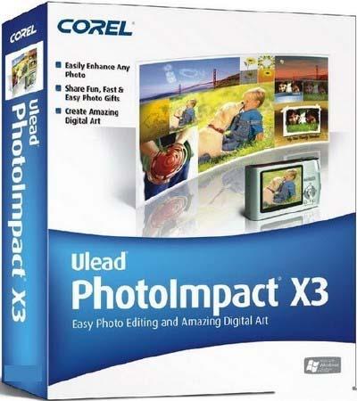 آموزش کاربردی فتوایمپکت- PhotoImpact x3