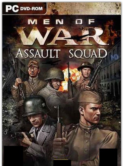 بازی Men of War6: Assault Squad