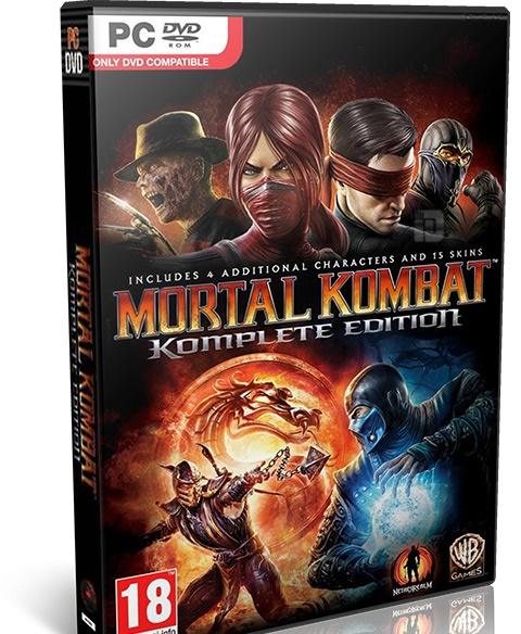 بازی Mortal Kombat:Komplete Edition