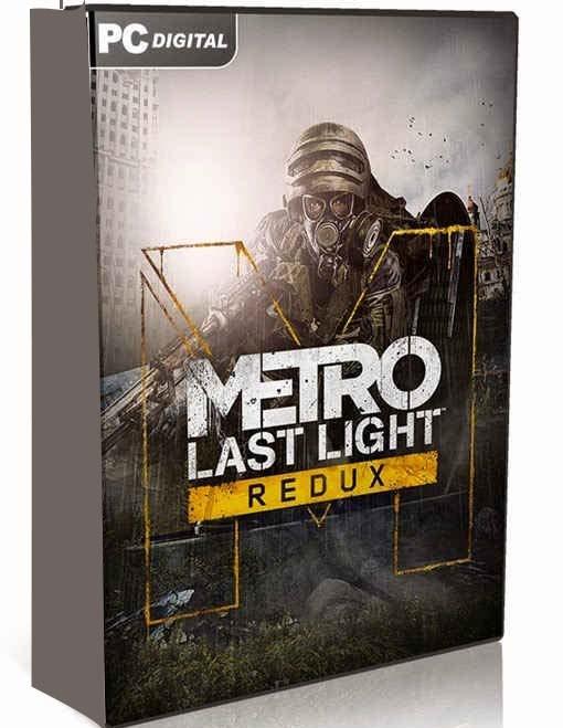 بازی مترو 2014 - Metro: Last Light Redu اورجینال