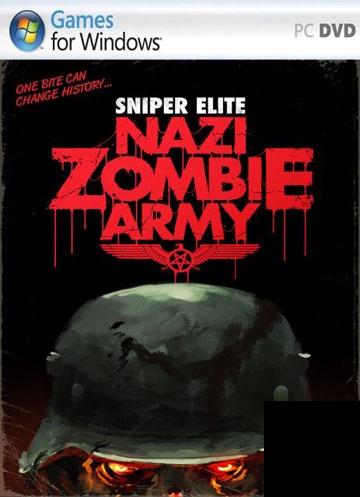 بازی تیر اندازهای نخبه: ارتش زامبی های نازی 2 -Nazi Zombie Army 2