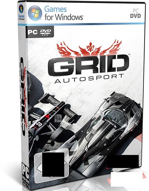 مجموعه GRID Autosport