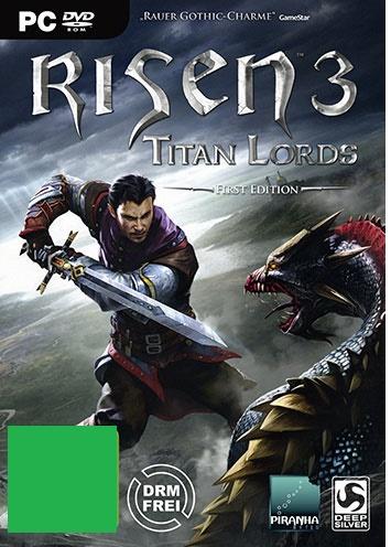 بازی Risen 3: Titan Lords