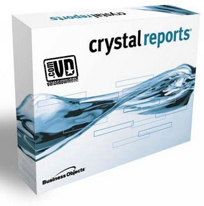 مجموعه کامل از تمامی نسخه های برنامه گزارشگیری-SAP Crystal reports XI R2
