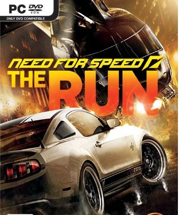 بازی Need For Speed :THE Run- جنون سرعت فرار سریع