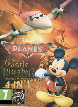 بازی Castle of Illusion Starring Mickey Mouse قسمت های 1تا4