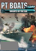 بازی PT Boats Knights of the Sea - کشتی جنگی جنگجویان دریا
