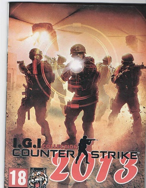 بازی Counter Strike Collection +I.G.I 2013