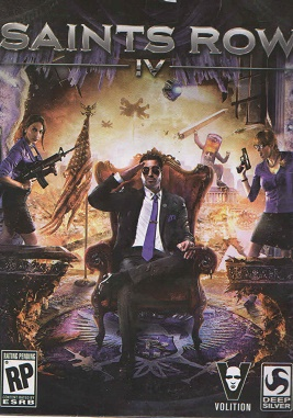 بازی Saints Row IV