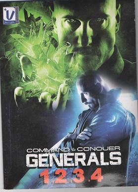 خرید بازی Generals 1 ،2 ،3 ،4