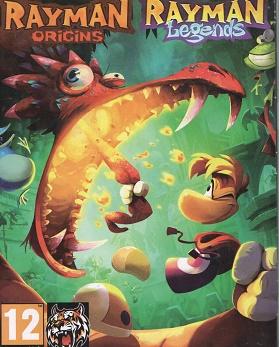بازی RAYMAN Legends به همراه Origins