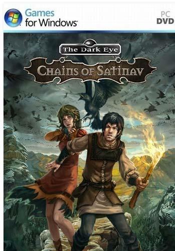 بازی The Dark Eye Chains of Satinav ماجراهای ساتینا