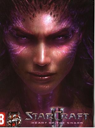 بازی ستاره پیما: در قلب ازدحام StarCraft II: Heart of the Swarm
