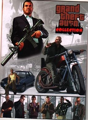 بازی GTA Collection