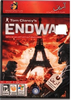 بازی پایان جنگ  tom clancy's endwar