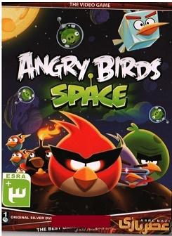 بازی Angry Birds Space
