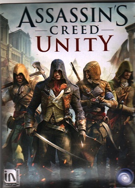 بازی 2015 Assassin's Creed Unity