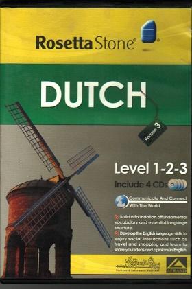 آموزش زبان هلندی با  Rosetta Stone