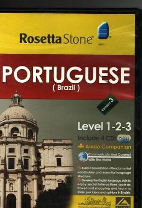 آموزش زبان پرتغالی با RosettaStone(سطح 1 تا3)