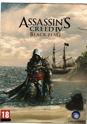 بازی Assassin's Creed IV: Black Flag-اورجینال