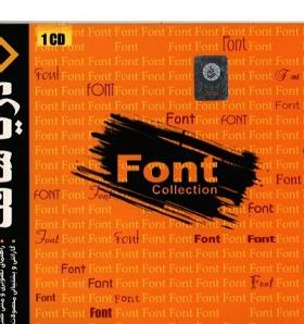 نرم افزار Font Collection