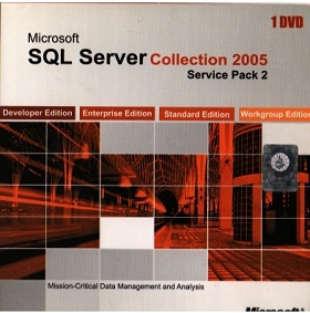 نرم افزار SQL Server Collection 2005 SP2