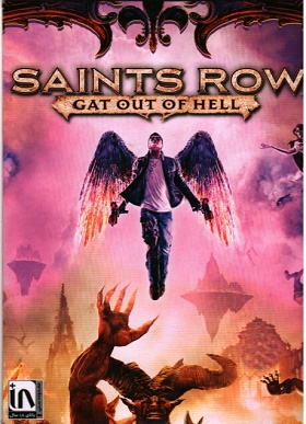 بازی Saints Row:gat out of hell-اورجینال