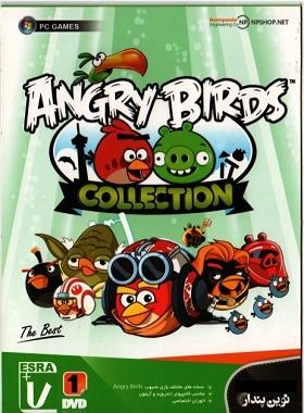 بازی ANGRY BIRD Collection(مناسب کامپیوتر-اندروید و آیفون)