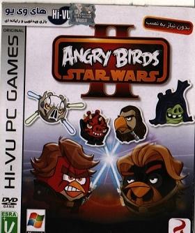 بازیAngry Birds Star Wars (بدون نیاز به نصب)