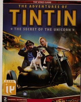 بازی The Adventures of Tin Tin: Secret of the Unicorn