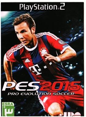 بازی PES 2015-PS2