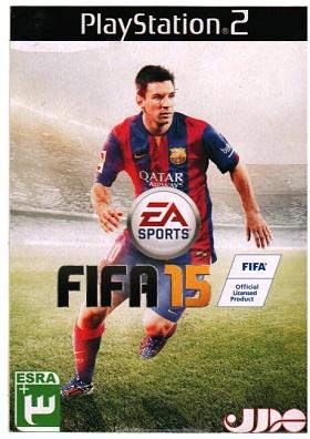 بازی پلی استیشن2: FIFA 15