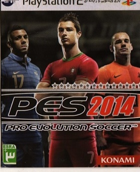 بازی پلی استیشن 2:PES 2014