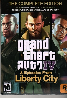 بازی Grand Theft Auto IV: Episodes from Liberty City