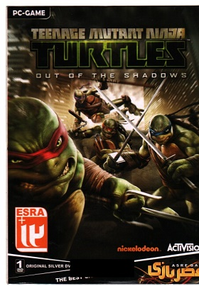 بازی  Teenage Mutant Ninja Turtles Out of the Shadows