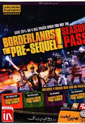 بازی سرزمین های مرزی:دنباله Borderlands The Pre-Sequel