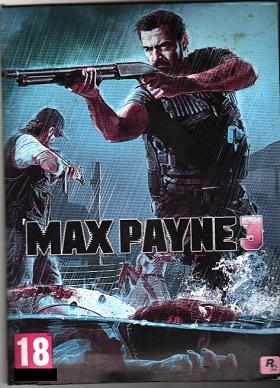 بازیMax Payne 3