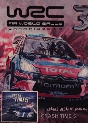 بازی WRC3+CRASH TIME 5