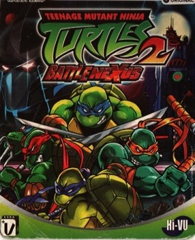 بازی Teenage Mutant Ninja Turtles 2
