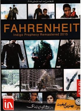 بازی Fahrenheit Indigo Prophecy Remastered