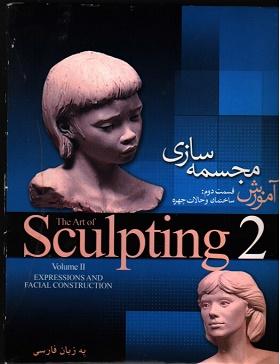 آموزش مجسمه سازی : قسمت دوم:ساختمان و حالات چهره