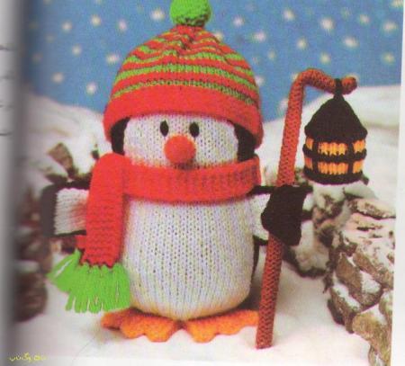 پنگوئن  عروسکی