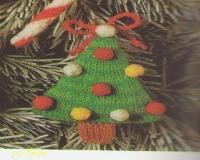 کاج تزئینی درخت کریسمس سه عدد