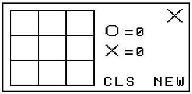 بازی دوز با نمایشگر LCD گرافیکی و تاچ اسکرین